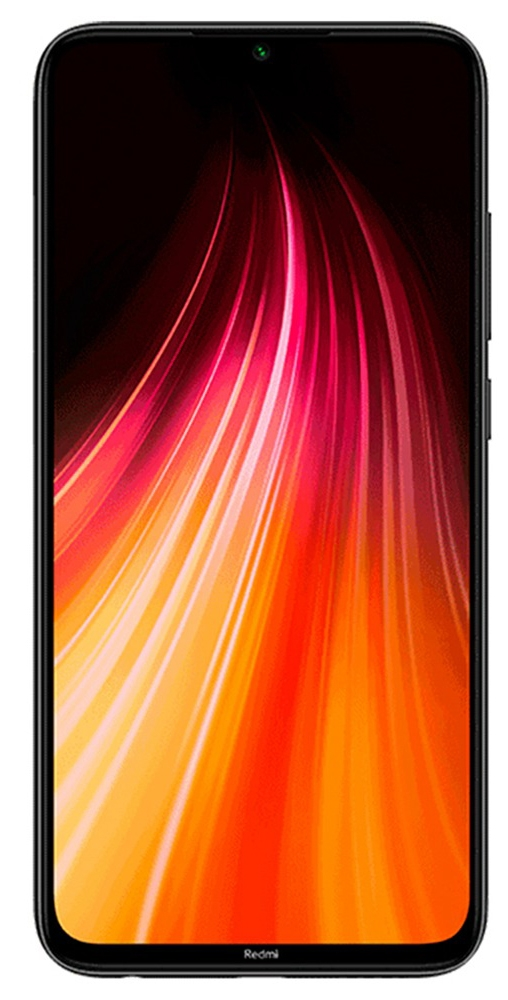 Смартфон Redmi Note 8 3/32Gb Space Black Global Version
