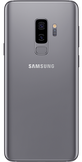 Смартфон Samsung Galaxy S9+ 64Gb Титан (SM-G965F)