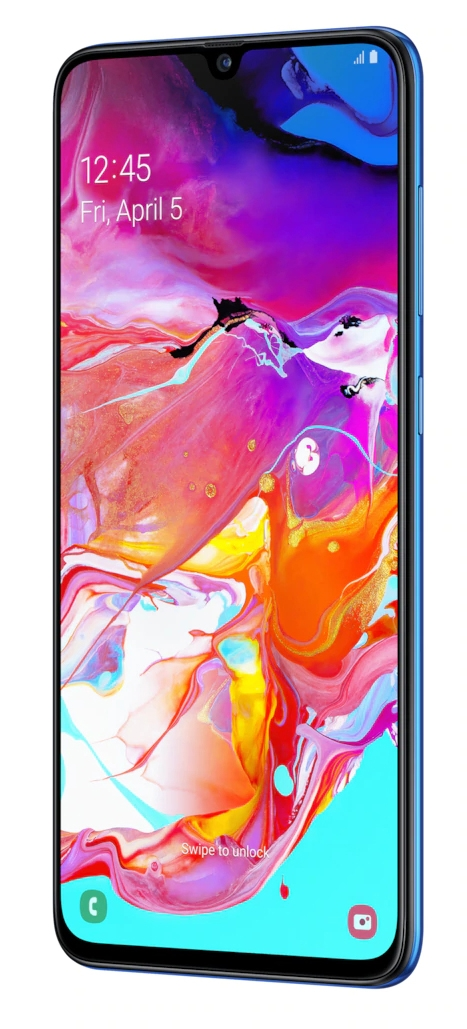 Смартфон Samsung Galaxy A70 128Gb Синий (SM-A705F)