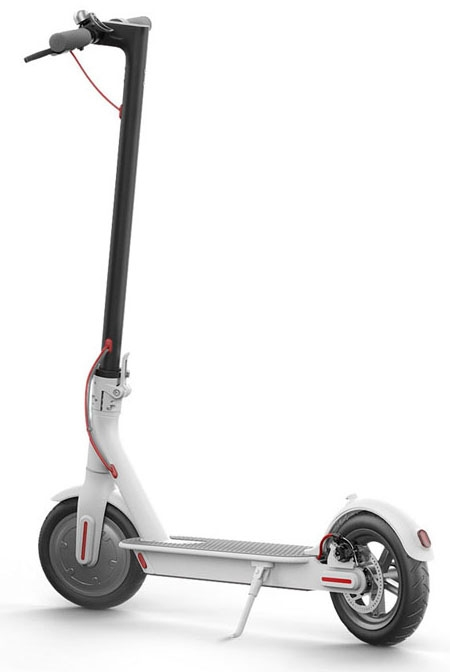 Электросамокат XiaoMi Mijia Electric Scooter (M365), белый
