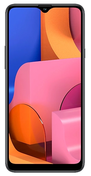 Смартфон Samsung Galaxy A20s 32Gb Чёрный (SM-A207F)