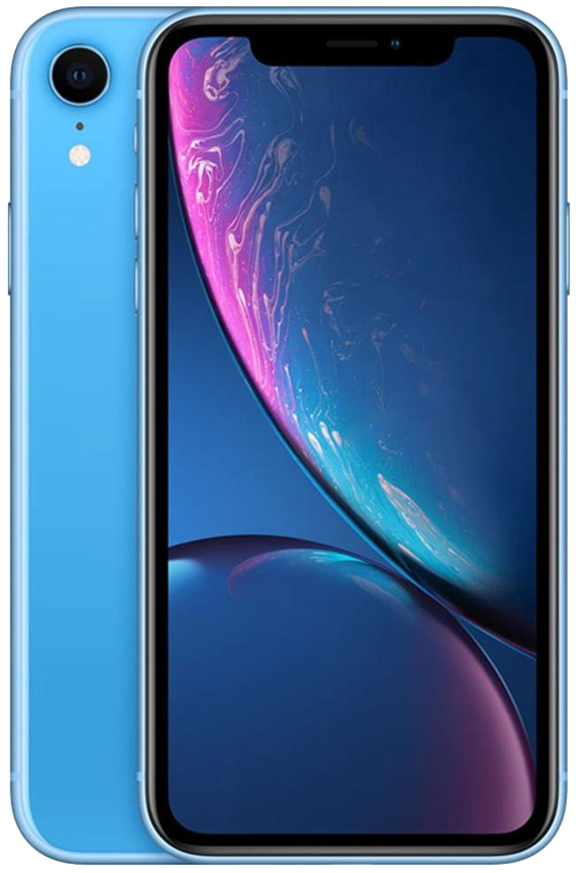 Смартфон Apple iPhone XR 64Gb Blue