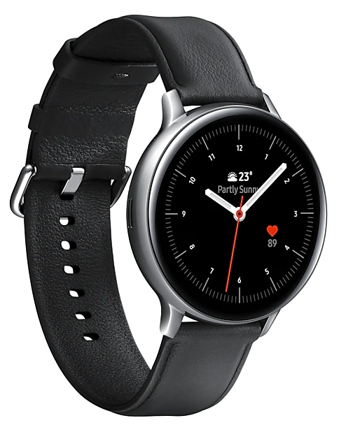 Умные часы Samsung Galaxy Watch Active2 44 мм, Сталь