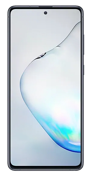 Смартфон Samsung Galaxy Note 10 Lite 128Gb Чёрный (SM-N770F)