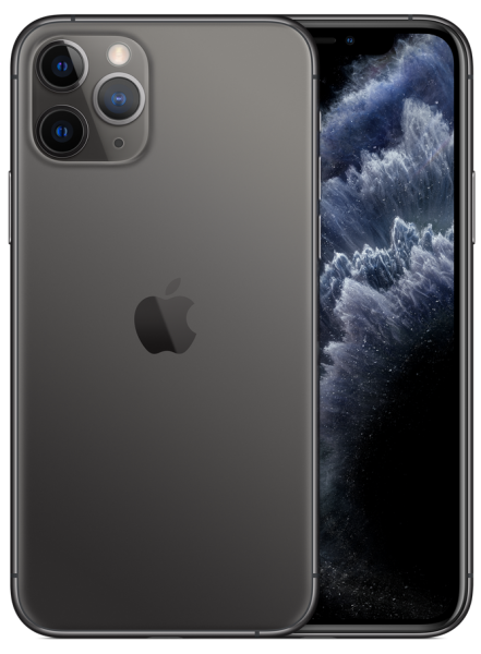 Смартфон Apple iPhone 11 Pro 64Gb Space Gray (MWC22RU/A)