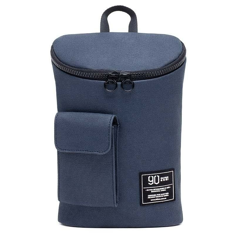 Рюкзак XiaoMi 90 Points Chic Chest Bag Blue