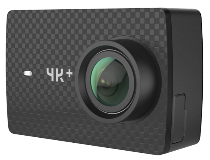 Экшн камера XiaoMi YI 4k+  Action Camera Waterproof Case Kit черный