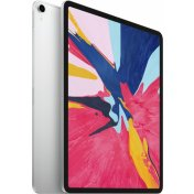 "Apple iPad Pro 12,9"" (2018) Wi-Fi + Cellular 256Gb Silver (MTJ62)"