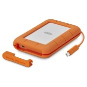 Внешний накопитель LaCie Rugged Thunderbolt USB-C HDD 4TB STFS4000800 (Orange)