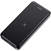 Внешний аккумулятор Baseus M36 Wireless Charger (PPALL-M3601) 10000 mAh (Black)