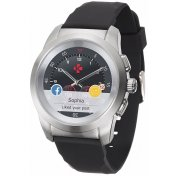 Смарт-часы MyKronoz ZeTime Original Regular Matte Silver Black