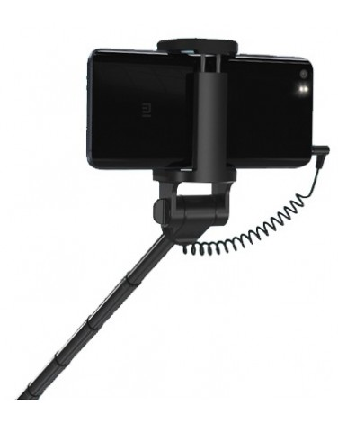 Монопод XiaoMi Selfie stick (drive-by-wire) черный