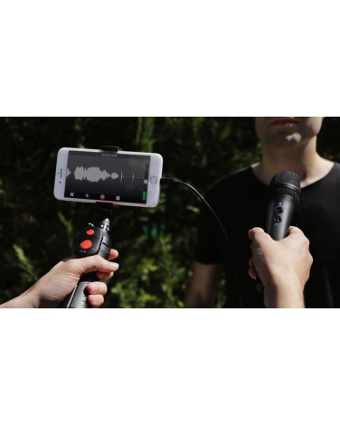 Конденсаторный микрофон IK Multimedia iRig Mic HD 2 (Black)