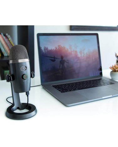 Конденсаторный микрофон Blue Microphones Yeti Nano (Shadow Grey)