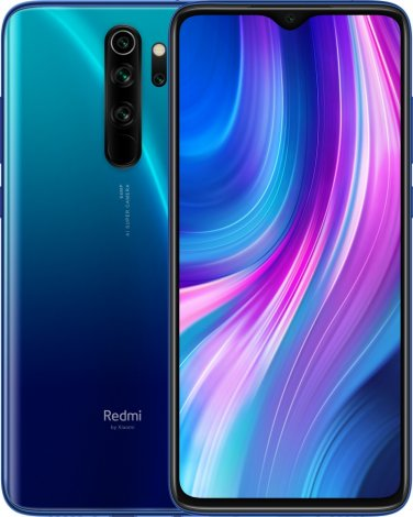 Смартфон Redmi Note 8 Pro 6/128Gb Blue Global Version