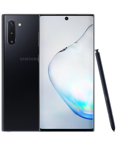 Смартфон Samsung Galaxy Note 10 256Gb Чёрный (SM-N970F)