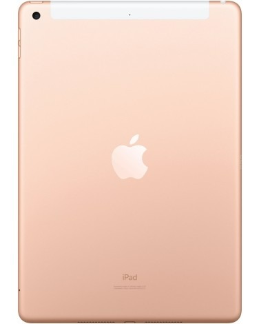 "Apple iPad 10,2"" Wi-Fi + Cellular 32Gb Gold (MW6D2RU/A)"