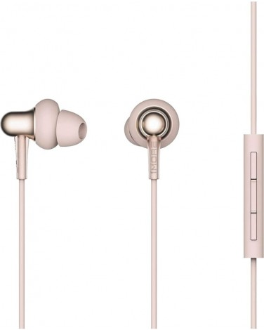 Наушники 1More Stylish Dual-Dynamic In-Ear Headphones Gold