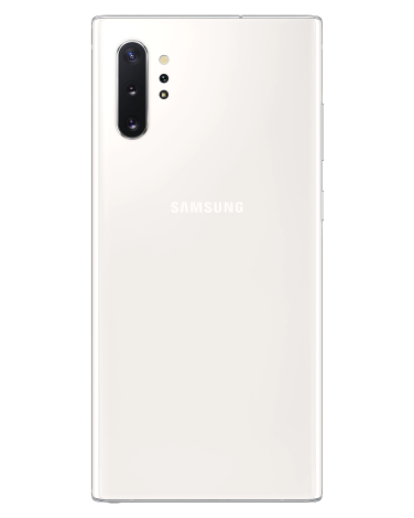 Смартфон Samsung Galaxy Note 10+ 256Gb Белый (SM-N975F)