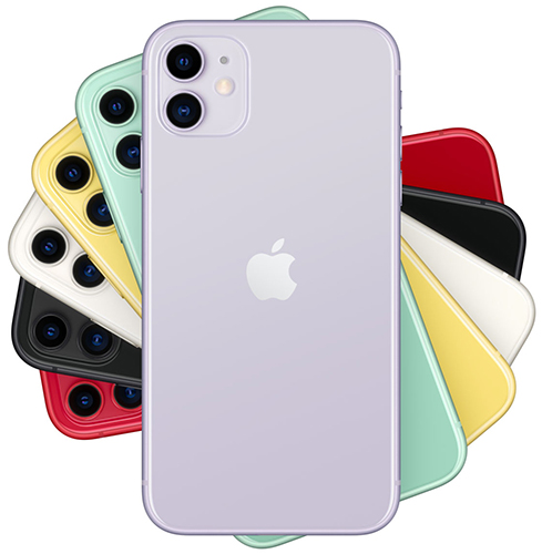 Смартфон Apple iPhone 11 128Gb Green Новая комплектация