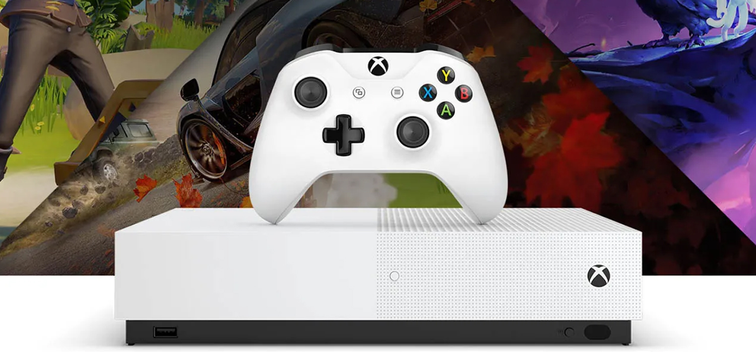Xbox One S Digital-All Edition